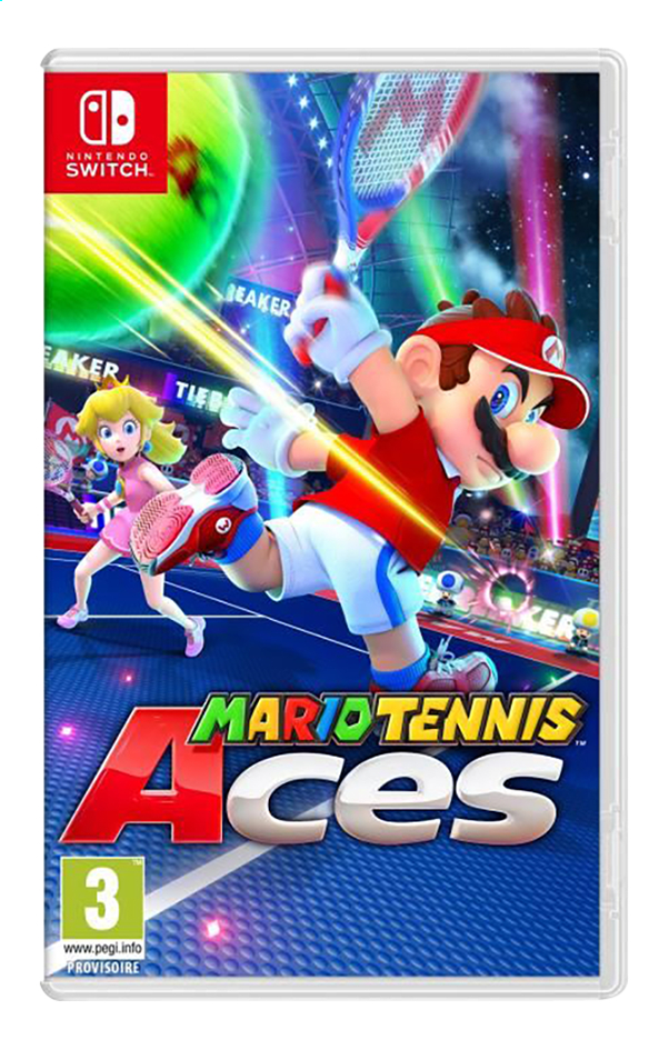 Afbeelding van Nintendo Switch Mario Tennis Aces NL from DreamLand
