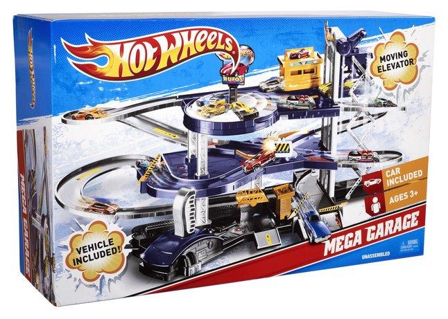 Image pour Hot Wheels Mega Garage à partir de DreamLand
