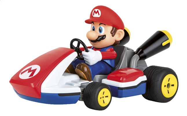 carrera auto rc mario kart mario dreamland. Black Bedroom Furniture Sets. Home Design Ideas