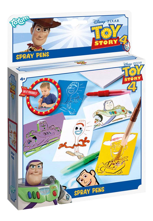 Afbeelding van Totum Toy Story 4 Spray Pens from DreamLand