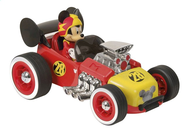 Voiture RC Mickey and the Roadster Racers The Hot Doggin' Hot Rod