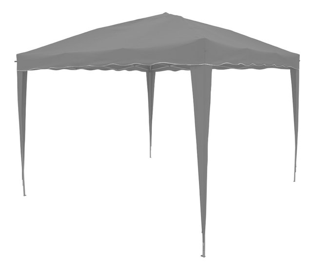 Afbeelding van Plooibare partytent Easy Up 3 x 3 m antraciet from DreamLand