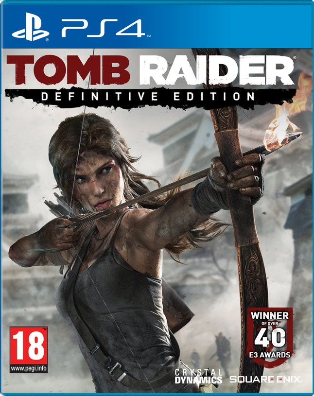 Afbeelding van PS4 Tomb Raider Definitive Edition ENG/FR from DreamLand
