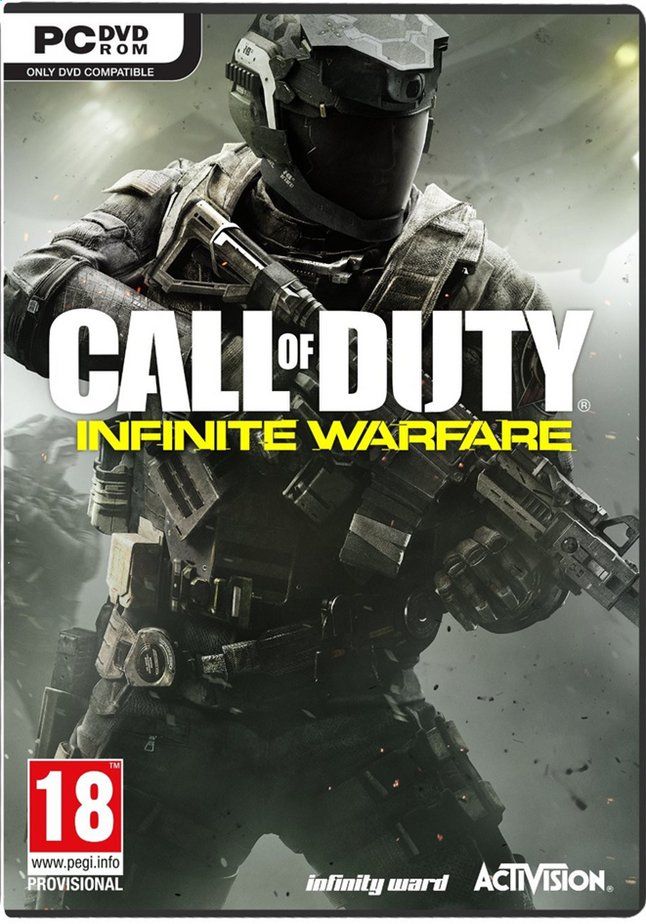 Afbeelding van Pc Call of Duty: Infinite Warfare ENG/FR from DreamLand