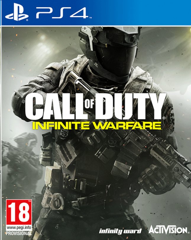 Image pour PS4 Call of Duty: Infinite Warfare ANG/FR à partir de DreamLand
