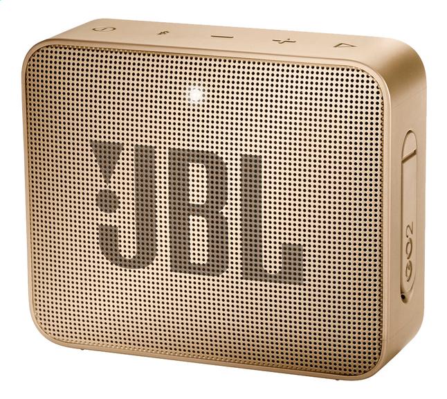 Afbeelding van JBL bluetooth luidspreker GO 2 champagne from DreamLand