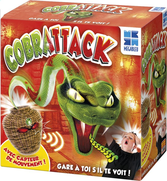 Image pour Cobrattack à partir de DreamLand