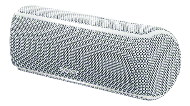 Afbeelding van Sony luidspreker bluetooth SRS-XB21 wit from DreamLand