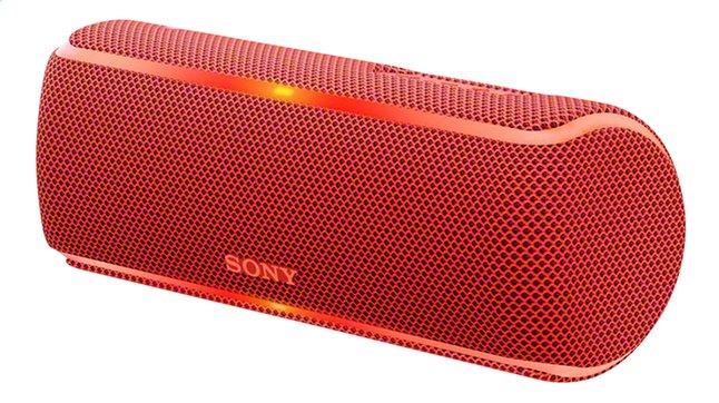 Image pour Sony haut-parleur Bluetooth SRS-XB21 rouge à partir de DreamLand
