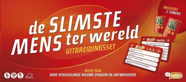 Afbeelding van De Slimste Mens ter Wereld - Uitbreidingsset from DreamLand