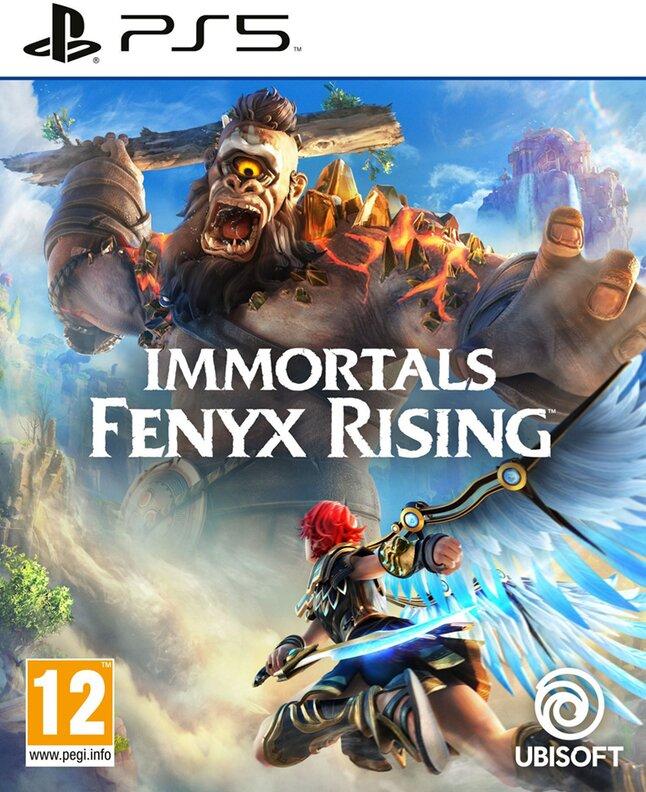 PS5 Immortals Fenyx Rising ENG/FR