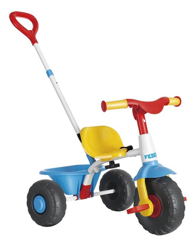 Feber driewieler Baby Trike blauw
