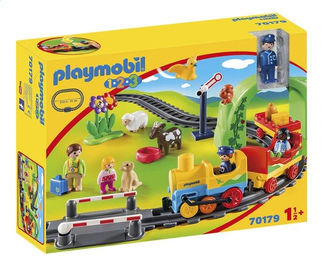 Afbeelding van PLAYMOBIL 1.2.3 70179 Mijn eerste trein from DreamLand