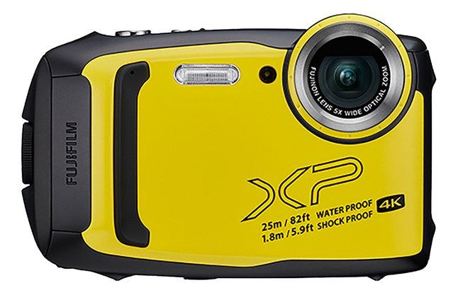 Image pour Fujifilm appareil photo numérique FinePix XP 140 jaune à partir de DreamLand