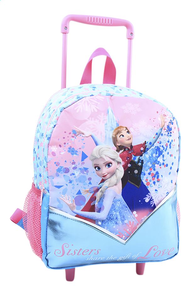 76b6ef42ea Afbeelding van Trolley-rugzak Disney Frozen roze from DreamLand