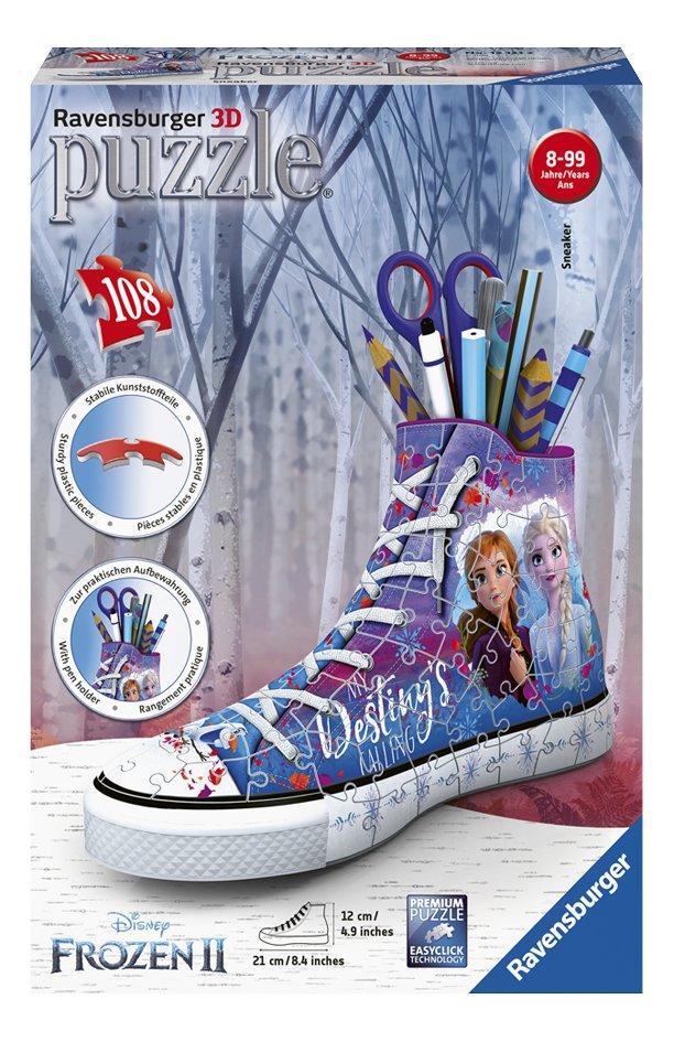 Image pour Ravensburger puzzle 3D Girly Girl Disney La Reine des Neiges II Sneaker à partir de DreamLand