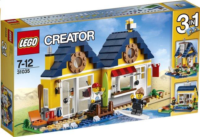 Image pour LEGO Creator 31035 La cabane de la plage à partir de DreamLand