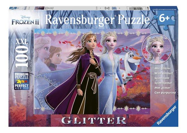 Ravensburger puzzel Disney Frozen II Glitter