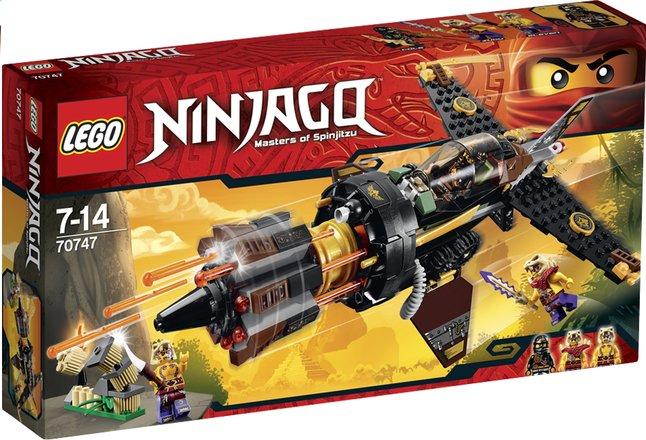 Image pour LEGO Ninjago 70747 Le jet multi-missiles à partir de DreamLand