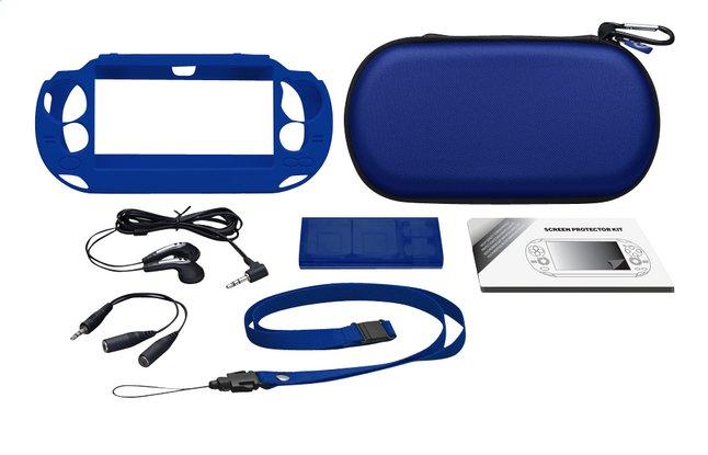 Image pour bigben Essential Pack pour PS Vita Slim bleu à partir de DreamLand