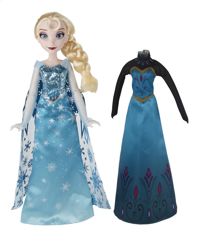 Afbeelding van Mannequinpop Disney Frozen Elsa met extra jurk from DreamLand