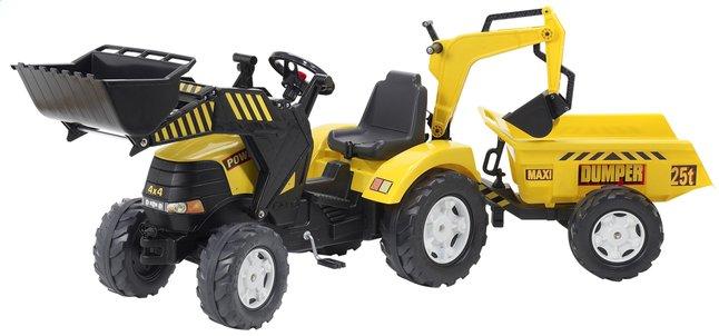 Image pour Falk tracteur Powerloader à partir de DreamLand