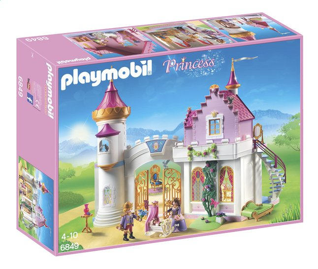 Image pour Playmobil Princess 6849 Manoir royal à partir de DreamLand