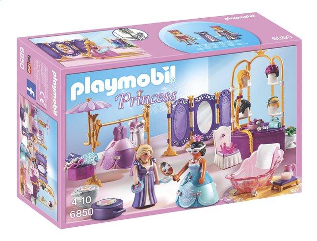 Afbeelding van PLAYMOBIL Princess 6850 Koninklijke dressing en schoonheidssalon from DreamLand