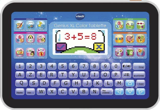 Image pour VTech Genius XL Color Tablette noir à partir de DreamLand