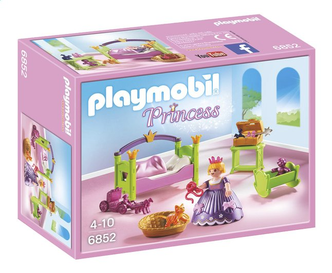 Carrosse princesse playmobil good carrosse princesse for Playmobil chambre princesse
