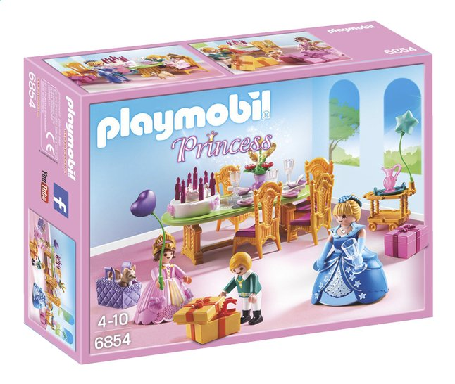 Playmobil princesse latest playmobil princess coffre for Salle a manger playmobil