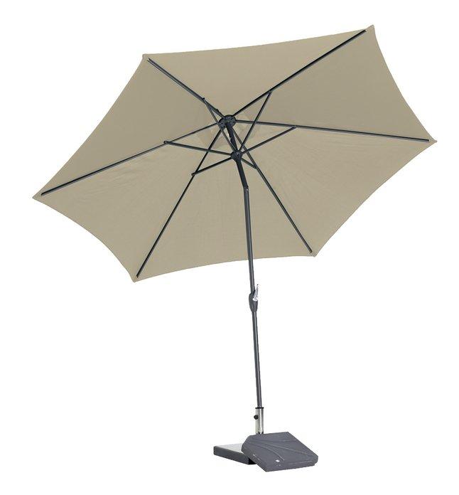 Afbeelding van Aluminium parasol diameter 3,5 m zand from DreamLand