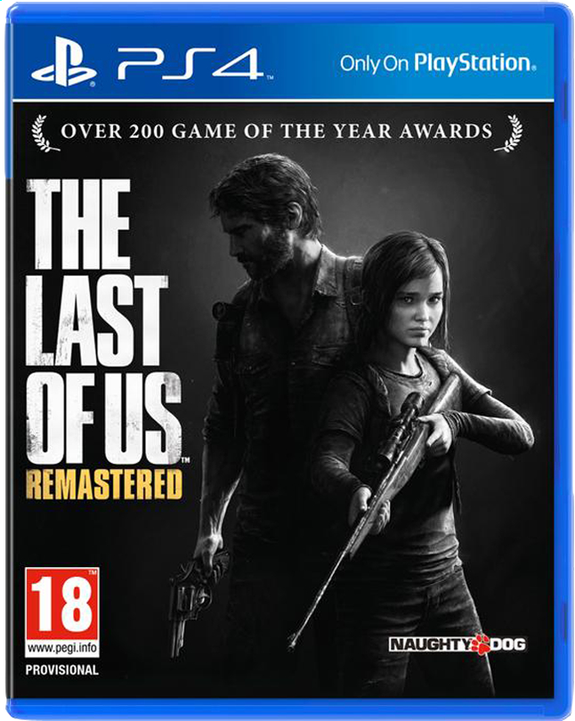Image pour PS4 The Last of Us Remastered FR/ANG à partir de DreamLand