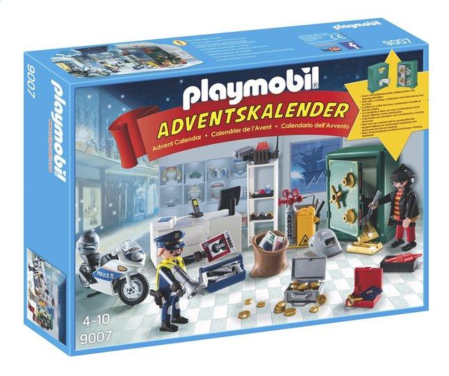 Image pour Playmobil Christmas 9007 Calendrier de l'Avent Policier et cambrioleur à partir de DreamLand