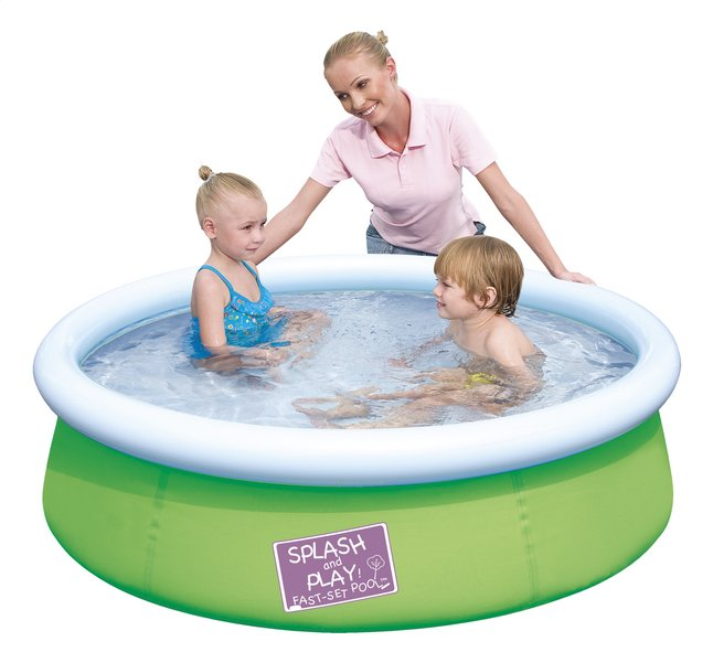 Image pour Bestway piscine My First Fast Set à partir de DreamLand