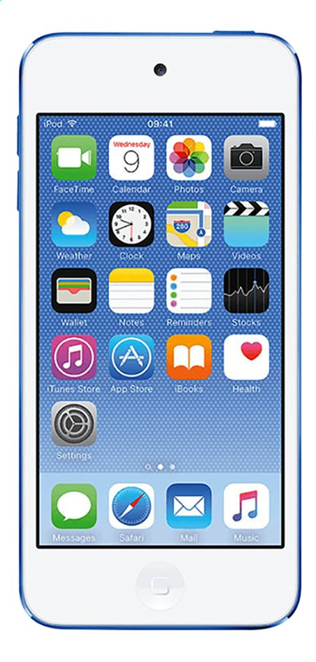 Afbeelding van Apple iPod touch 128 GB blauw from DreamLand