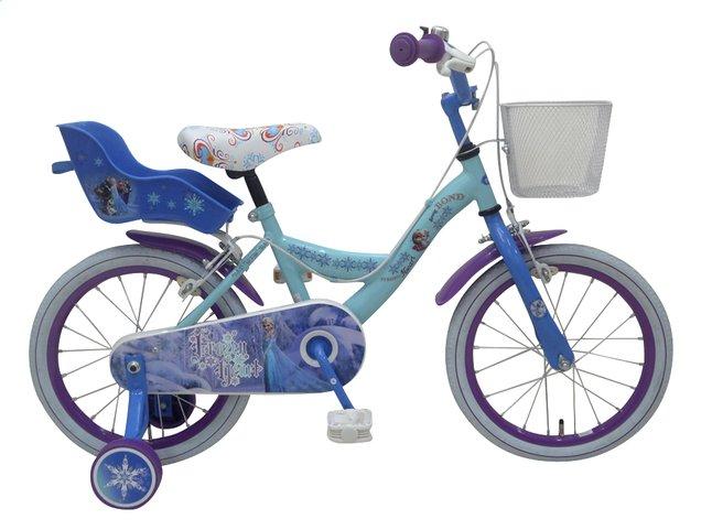 Image pour Vélo pour enfants Disney La Reine des Neiges 16