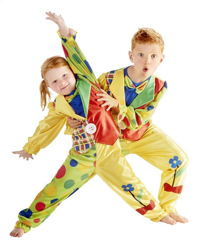 Image pour DreamLand déguisement de clown taille 110 à partir de DreamLand
