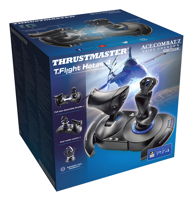 Afbeelding van Thrustmaster T-Flight Hotas 4 Ace Combat 7 Limited Edition PS4 from DreamLand