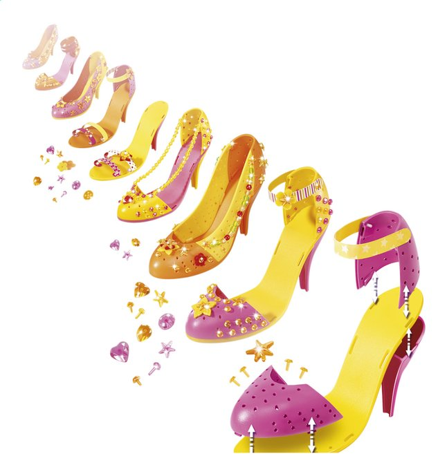 Afbeelding van Ravensburger So Styly I Love Shoes Flowers from DreamLand