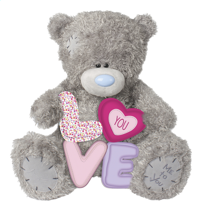 Afbeelding van Me to You knuffel Love 53 cm from DreamLand