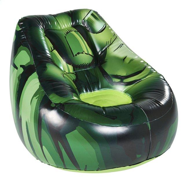 Afbeelding van Opblaasbare zetel Avengers Hulk from DreamLand