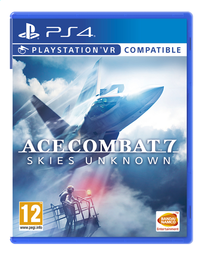 Afbeelding van PS4 Ace Combat 7 Skies Unknown ENG from DreamLand