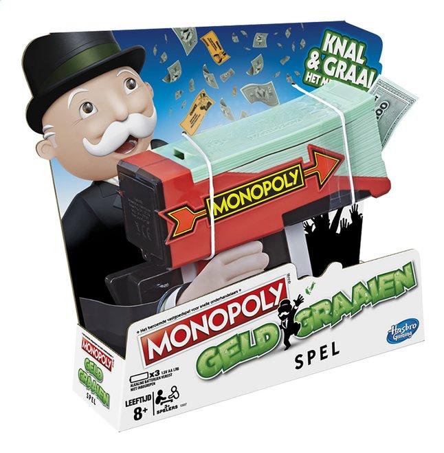 Monopoly Geld graaien spel