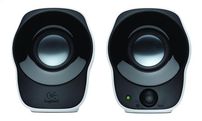 Image pour Logitech ensemble de haut-parleurs Z120 noir/blanc à partir de DreamLand