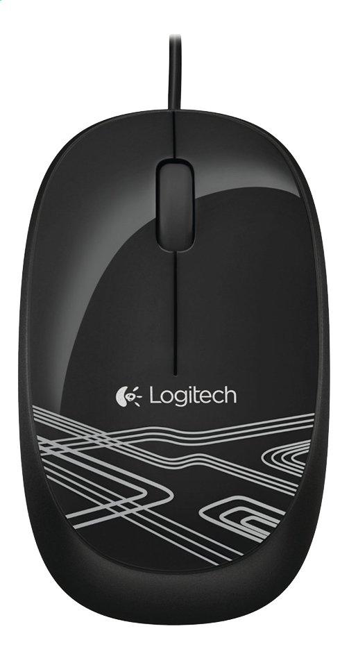 Afbeelding van Logitech muis M105 zwart from DreamLand