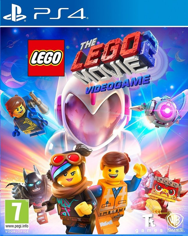 PS4 The LEGO Movie 2 Videogame ENG/FR
