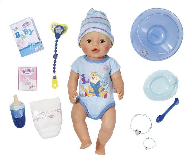 Afbeelding van BABY born interactieve pop Jongen from DreamLand