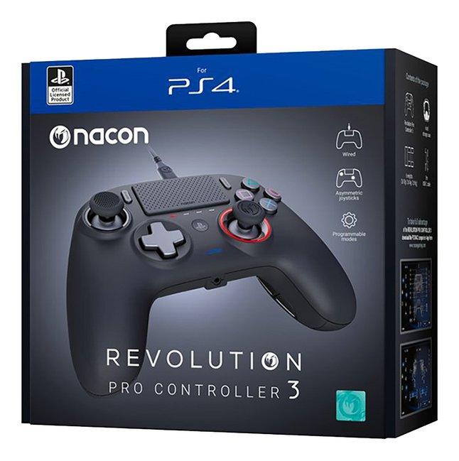 Nacon manette PS4 Revolution Pro 3