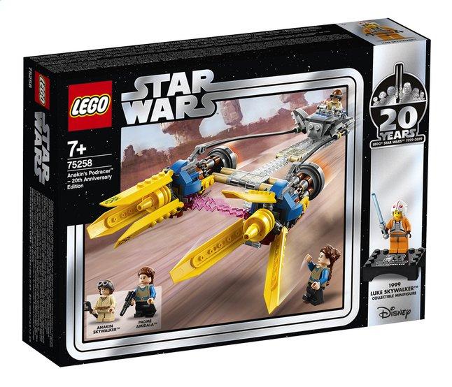 Afbeelding van LEGO Star Wars 75258 Anakin's Podracer 20ste verjaardag from DreamLand